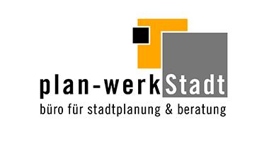 Logo Plan-Werk Stadt